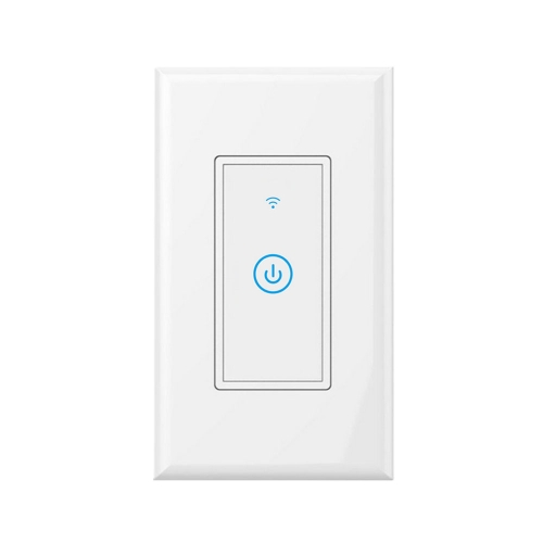 Interruptor de luz WIFI Smart Wall Touch EUA Switch