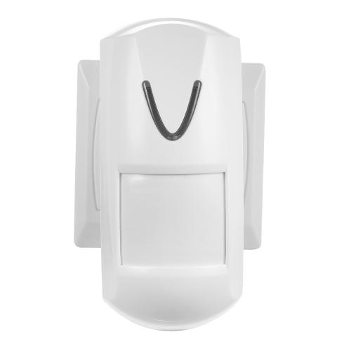 Detector infravermelho passivo prendido do ângulo largo do sensor de movimento de PIR