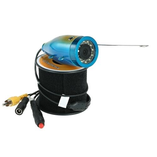 魚ファインダー水中カメラ1000TVL HD 15M釣りカメラ