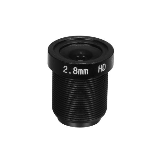 1080P 2.8ミリメートルHD 2.0メガピクセルセキュリティ監視CCTVカメラレンズ