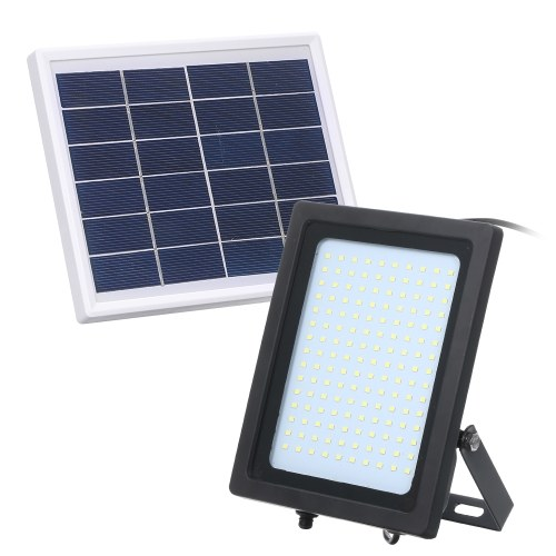 Super Bright Solar Powered Floodlight 150LED Outdoor Waterproof Landscape Lamp Lights for Home Garden Street Security