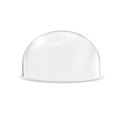 Vigilância de segurança de 3,5 polegadas tampa da caixa da câmera dome lente antidust transparente proteger estojo de proteção, 50 PCS