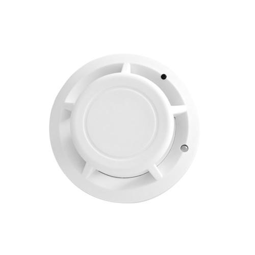Alarme de fumaça fotoelétrico sem fio KERUI SD02 433 MHz