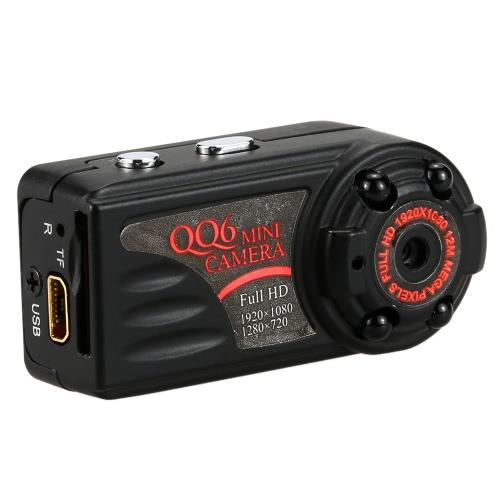 12MP FHD 1080P / 720P Aufnahme Mini-IR-Überwachungskamera