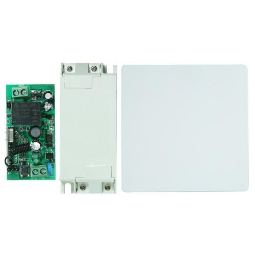 1チャンネルAC85V-250V / DC15V-120V 10A RFワイヤレスリモートコントロール