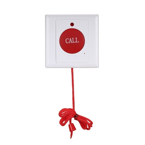 有線リモート呼び出しボタンSOS /緊急ボタン介護者ページャ