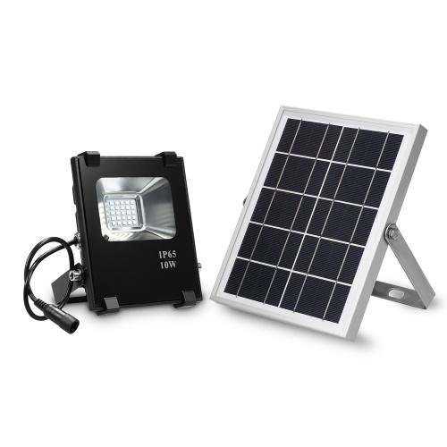 リモコン付きソーラーライト25 LEDワイヤレス防水
