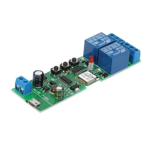 Sonoff Smart Wifi Switch Universal Módulo 2CH USB DC5V / 7-32V