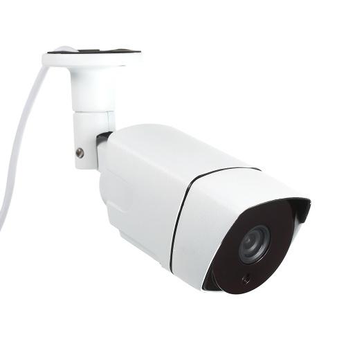 "1PCS CCTV Camera 3.0MP 1.7mm Lens 1/2.8"" CMOS Color 2048 * 1536P POE High-resolution Nightvison Indoor Bullet Camera Analog Security Camera"