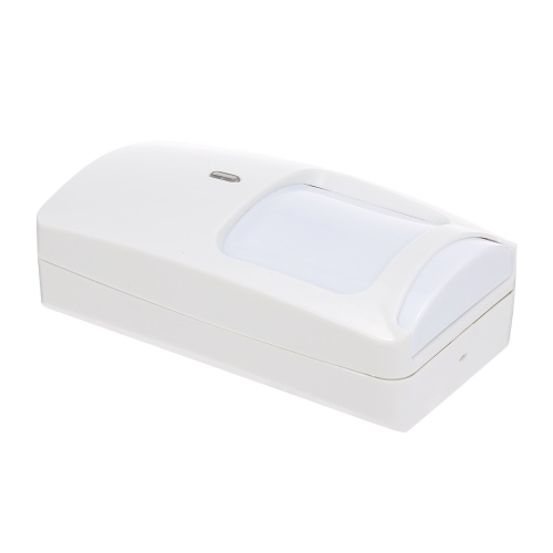 Wired Dual-tech Infrared Motion and Microwave Detector Wall Mounted PIR Motion Sensor Pet Immunity for Home Burglar Security Alarm System