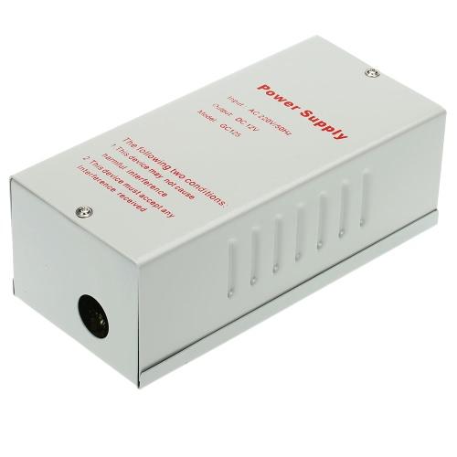 220V AC zu DC 12V 3A Stromversorgung für Türöffnungs Access Control System