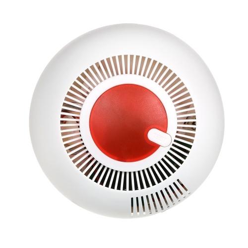 Sistema de alarma inalámbrico de alta sensibilidad de alarma fotoeléctrica de humo independiente