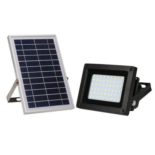ソーラーライト54PCS LEDワイヤレスIP65防水屋外超明るい洪水ライト