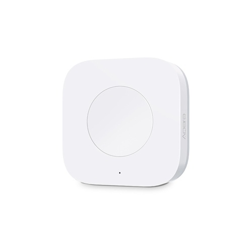 Aqara WXKG12LM Intelligent Switch APP Remote Control/Doorbell Built-in High-precision Acceleration Sensor