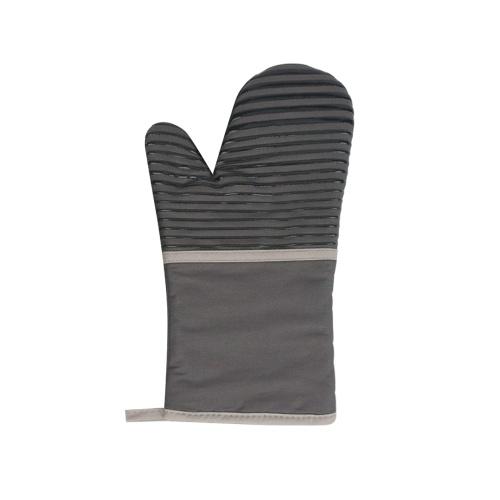 1PCS耐熱シリコーンコットン手袋