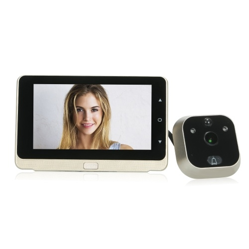 Wireless Digital Peephole Door Viewer 5