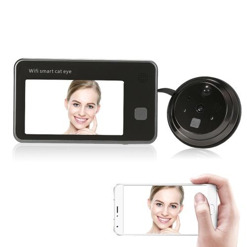 720P WiFi Visual Intercom Door Phone 4.3