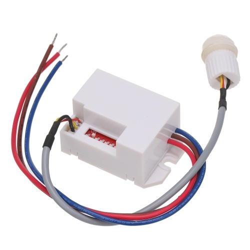 AC 220V Human Body Motion Induction PIR Infrared Sensor Switch