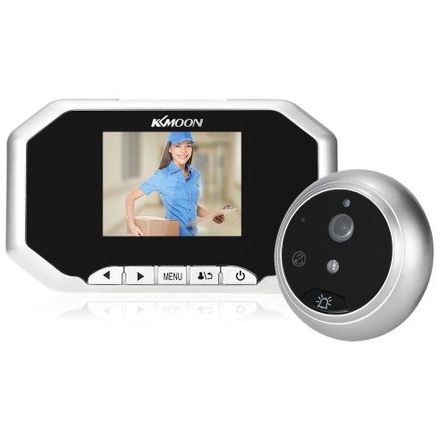 """KKmoon 3 """"LCD 720P Digital Peephole Viewer"""