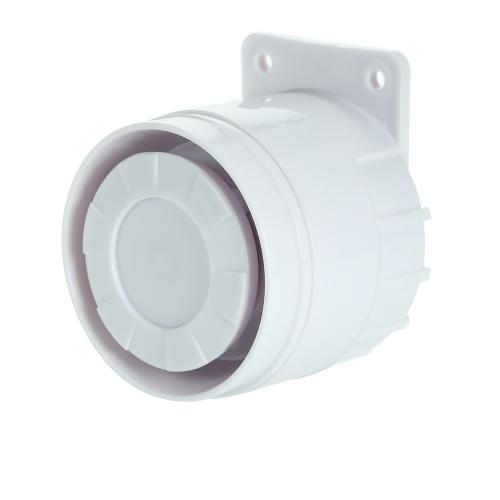 Externo Mini Sirene Com Fio 110 dB Alerta Alerta Alarme para Sistema de Alarme de Segurança Sem Fio Em Casa 433 MHz