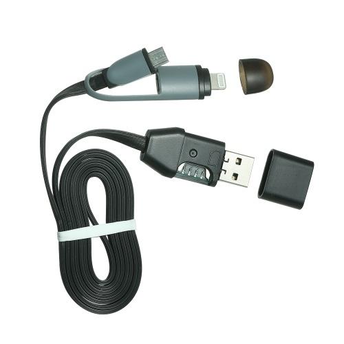 ミニGPSトラッキング+データ+充電式スリーインワンケーブル