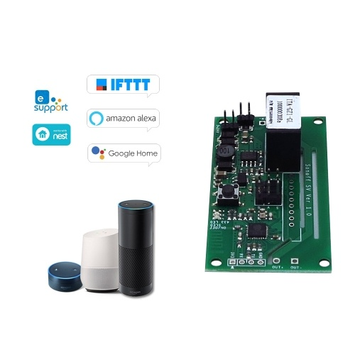 Sonoff SV ITEAD Safe Voltage DC 5-24V Module de commutation sans fil WiFi seulement € 4,86