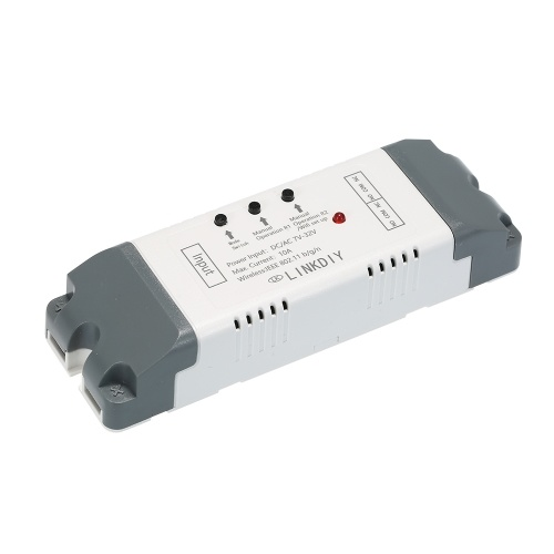 Módulo universal do interruptor de Sonoff 2CH DC / AC7-32V Smart Wifi