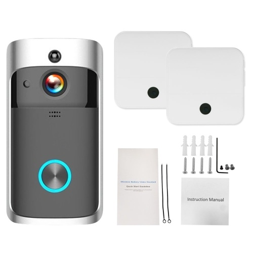 Smart HD 1080P Wireless Video Intercom WI-FI Video Door Phone Visual Door Bell