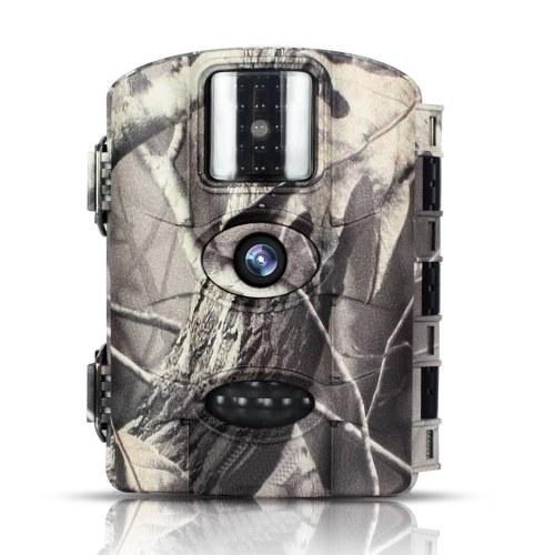 1080P Trail Camera 60 Degree Infrared LED Hunting Camera