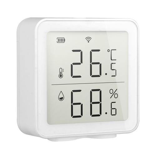 Tuya WIFI Intelligent Home Drahtloser Temperatursensor