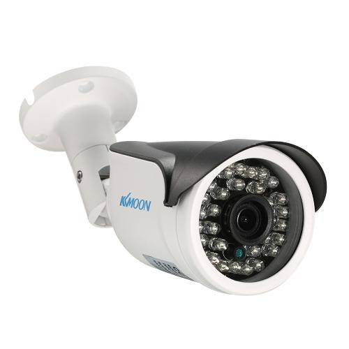Câmera IP KKmoon 1080P HD P2P POE