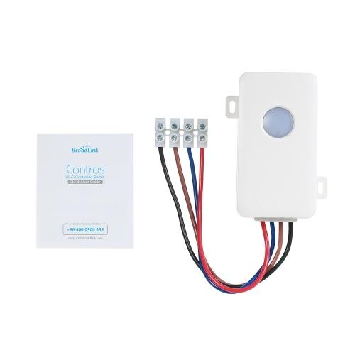 Interruptor esperto do controlador de Broadlink SC1 Wifi