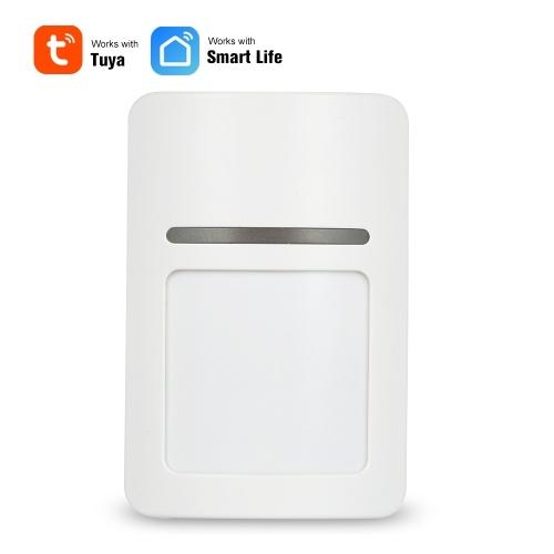 WiFi PIR Motion Sensor Smart Wireless Infared 2 4GHz One key
