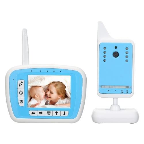 3,3 Zoll 2,4 GHz kabelloser Babyphone + Kamera