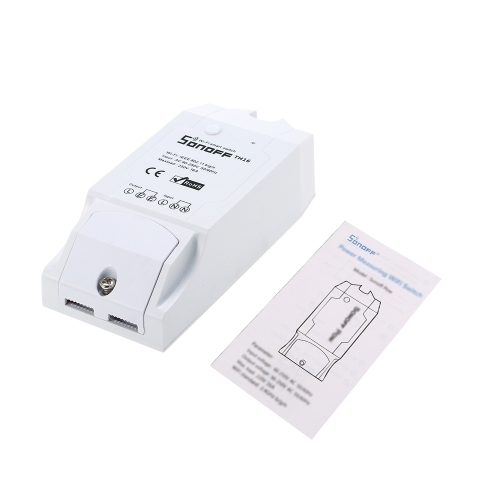 SONOFF 10A/2200W and 16A/3500W WiFi Intelligent Temperature and Humidity Switch Modified Parts фото