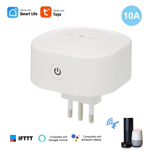 Spina Smart Power Presa Smart Home Voice Control