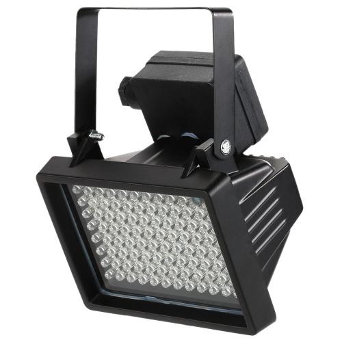 CCTVセキュリティカメラのために96のLED IRイルミネーターアレイ赤外線ランプナイトビジョン屋外防水