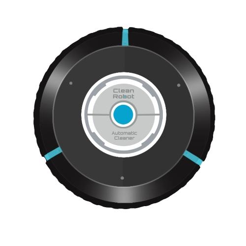 Home Automatischer Vakuum Smart Boden Reinigungsroboter