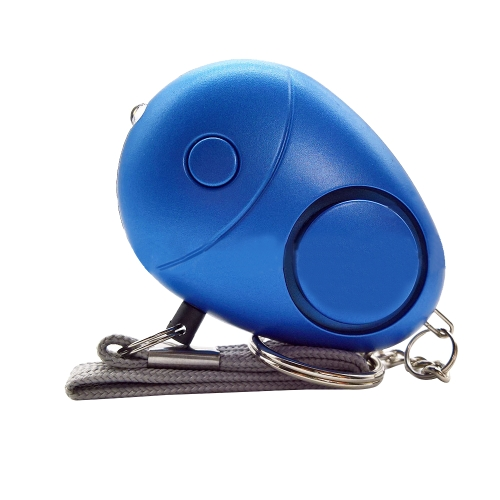 Alarme pessoal chave de alarme de segurança de auto-defesa de emergência