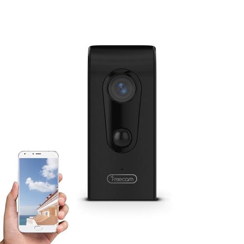 FREECAMワイヤレスHD 720Pワイヤレスフリーモーション対応WiFiカメラ