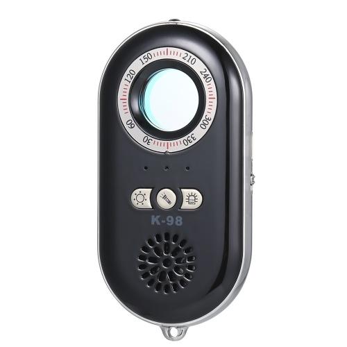 Tragbarer Anti-Spionage-Detektor für versteckte Kameras