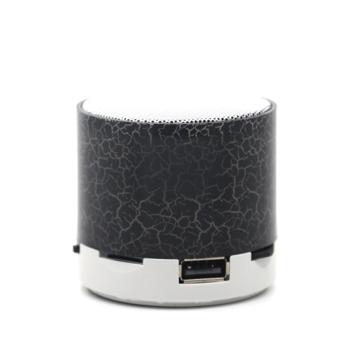Tragbare bunte Mini-Bt-Lautsprecher Drahtlose Freisprecheinrichtung mit LED-Lautsprecher