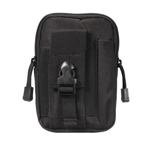 Спорта на открытом воздухе Случайные тактические военные Fanny Pack Phone Case Кемпинг Охотничьи сумки фото