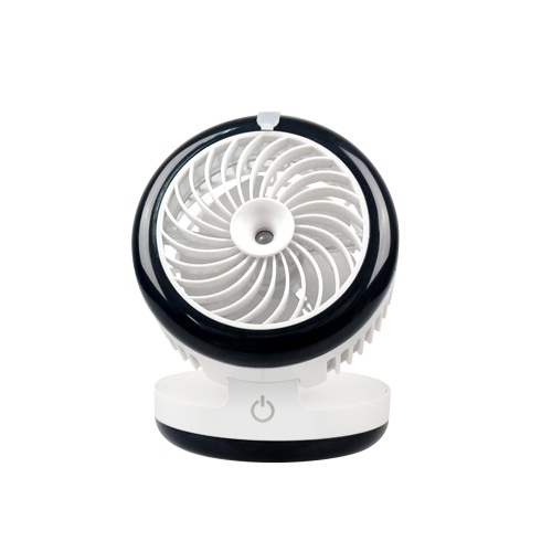 Mini Portable Spray Mist Fan Foldable Desktop Humidifier