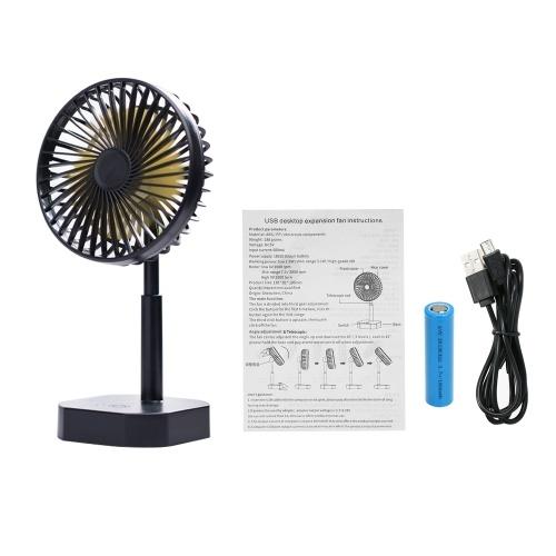 Ventilador de mesa mini ventilador de mesa portátil