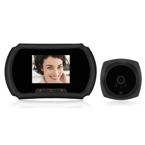 Caméra de porte Peephole 1.3MP