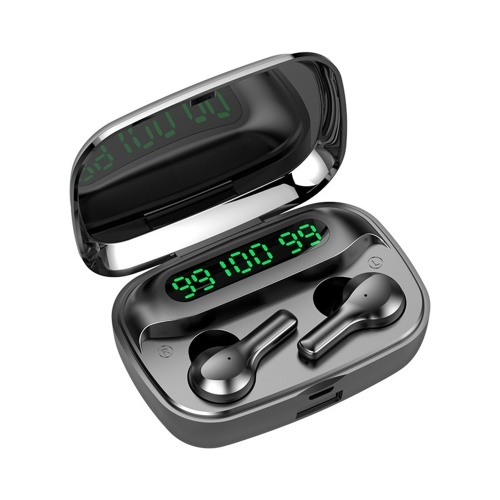 True Wireless BT Earbuds TWS Stereo Headphones