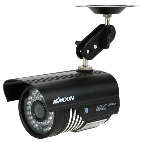 "KKmoon HD H.264 720P Security CCTV IP Camera P2P 1/4""CMOS IR-CUT Waterproof 36 LEDS Home Surveillance"