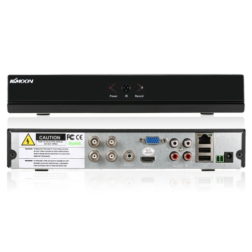 KKmoon® 4CH Channel Full 1080N/720P AHD DVR