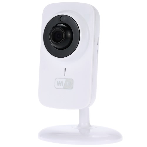 720P 1.0MP HD H.264 Surveillance IP Camera Wireless WIFI CCTV Security 2-way Audio Phone Control Night View Support TF Card Onvif Motion Detection Alarm